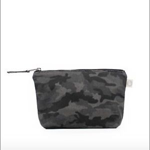 Handbags - NEW Koala Canvas Makeup Pouch Black Camo